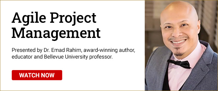 Agile Project Management with Dr. Emad Rahim