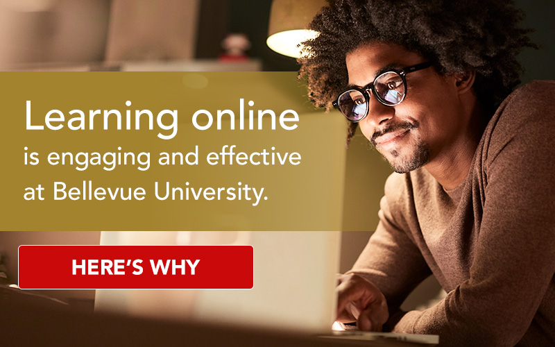 Real Talk about Online Learning with Bellevue University